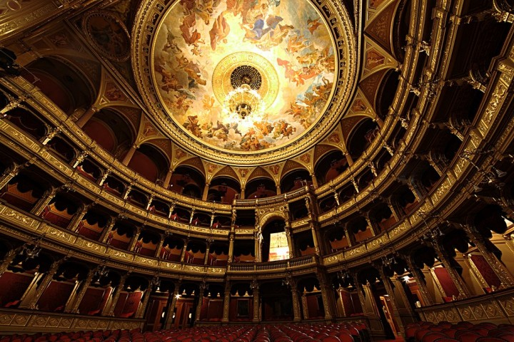 State Opera House, Things to Do in Budapest, Hungary