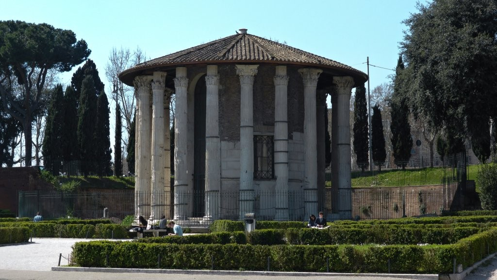 Temple of Hercules, Things to do in Rome, Lazio, Italy