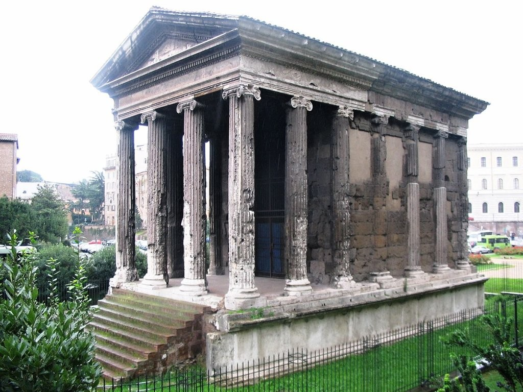 Temple of Portunus, Things to do in Rome, Lazio, Italy
