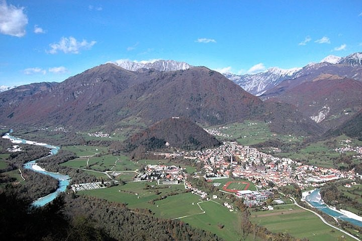 Tolmin, Most beautiful places in Slovenia