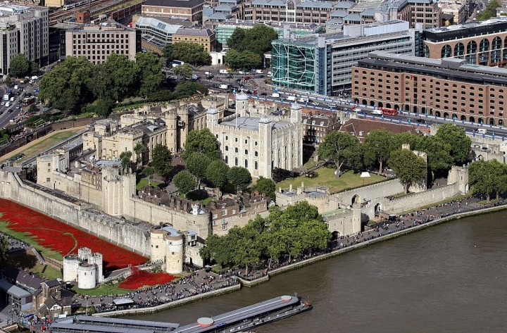 Tower of London, Things to do in London, England, UK