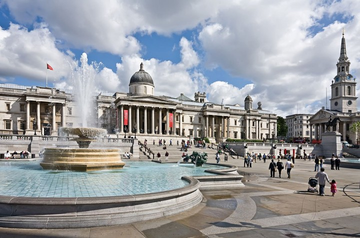 Trafalgar Square, Things to do in London, England, UK