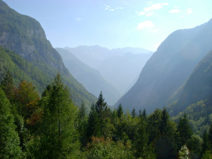 Trenta Valley, Most beautiful places in Slovenia