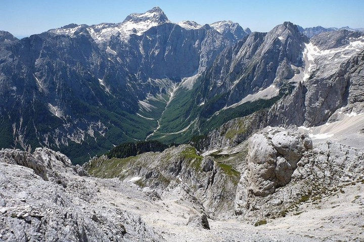 Triglav and Vrata Valley, Most beautiful places in Slovenia