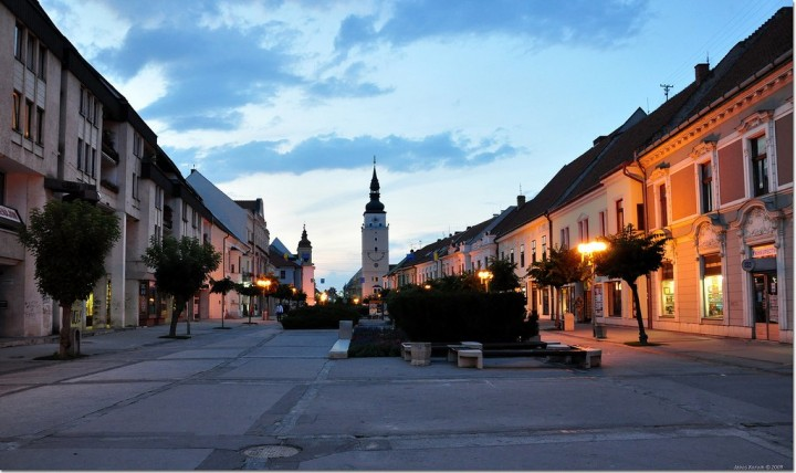 Trnava, Top places to visit in Slovakia