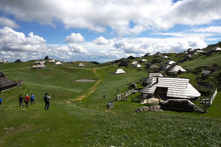 Velika Planina, Things to do in Slovenia