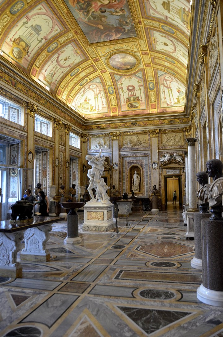 Villa Borghese museum, Things to do in Rome, Lazio, Italy