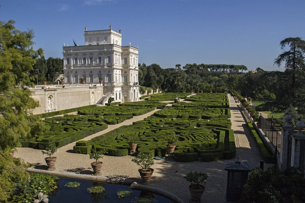 Villa Doria Pamphili, Things to do in Rome, Lazio, Italy