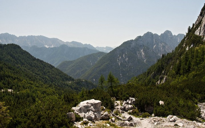 Vršič Pass, Things to do in Slovenia