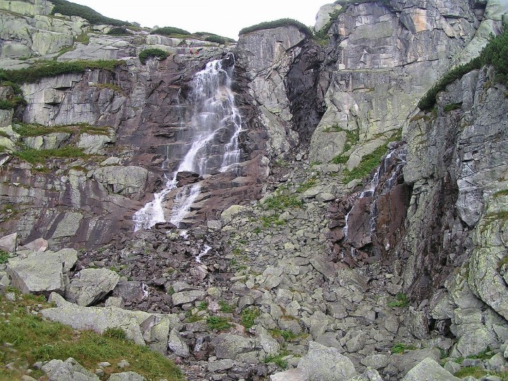 Waterfall Skok, High Tatras National Park, Top places to visit in Slovakia