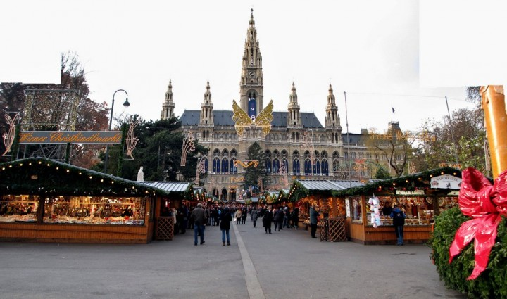 Wiener Rathaus in Vienna, Things to do in Vienna, Austria