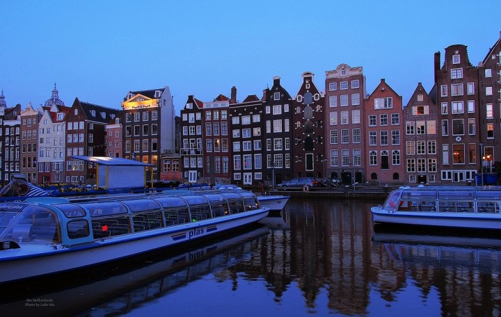 Amsterdam night, Things to do in Amsterdam, Netherlands