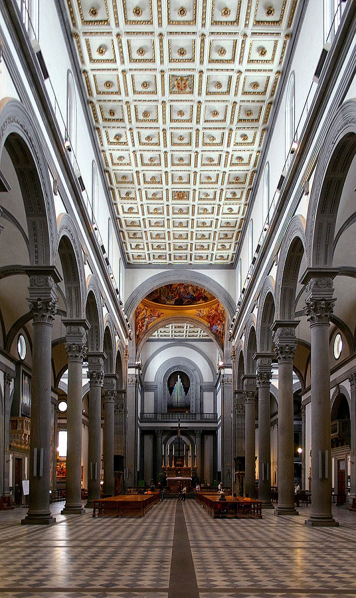 Basilica of San Lorenzo, Things to do in Florence, Tuscany, Italy