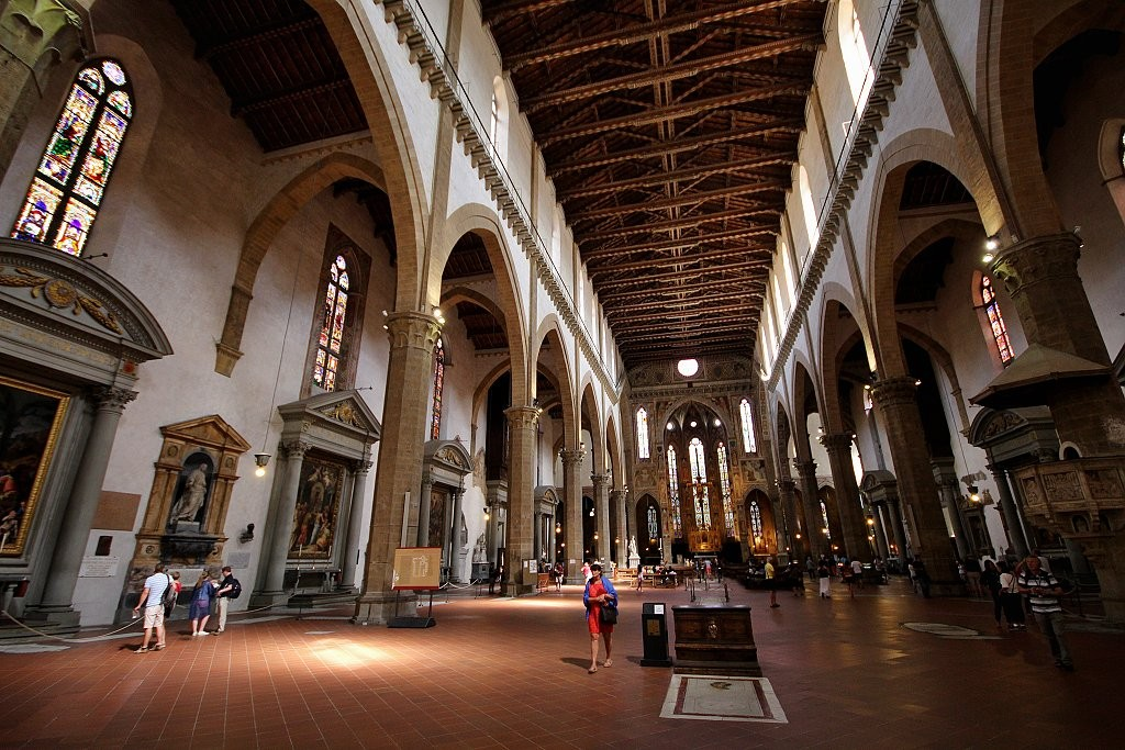 Basilica of Santa Croce, Things to do in Florence, Tuscany, Italy
