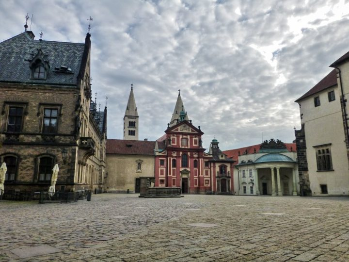 Basilica of St George, Prague Castle, Things to do in Prague