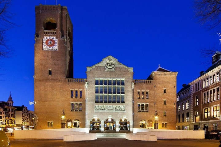 Beurs van Berlage, Things to do in Amsterdam, Netherlands