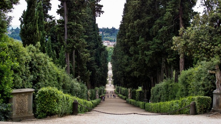 Boboli Gardens in Florence, Things to do in Florence, Italy