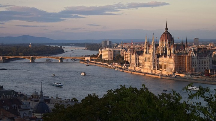 Budapest, Most beautiful cities and towns in Hungary