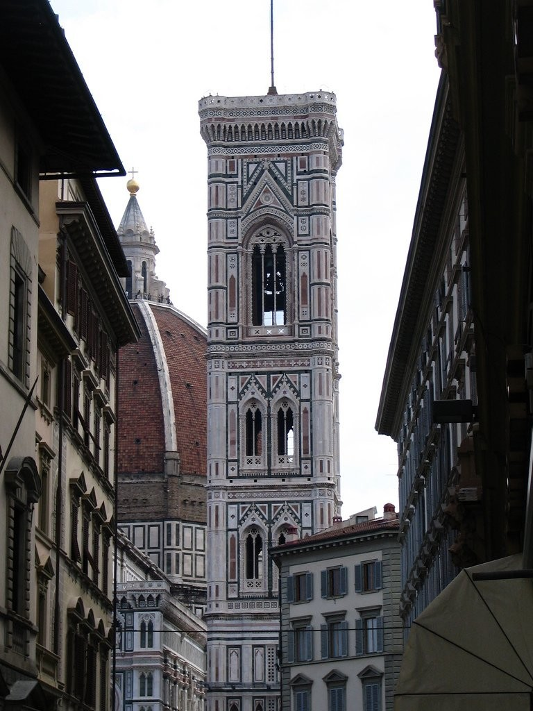 Giotto's Campanile (bell tower), Florence, Things to do in Florence, Italy