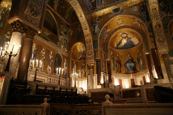Cappella Palatina in Palazzo dei Normanni, Things to do in Palermo, Sicily, Italy