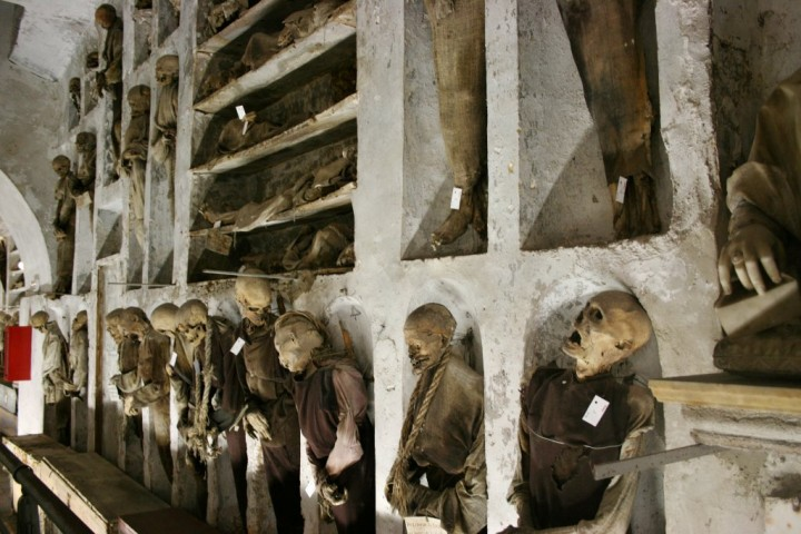 Capuchin Catacombs of Palermo, Things to do in Palermo, Sicily, Italy