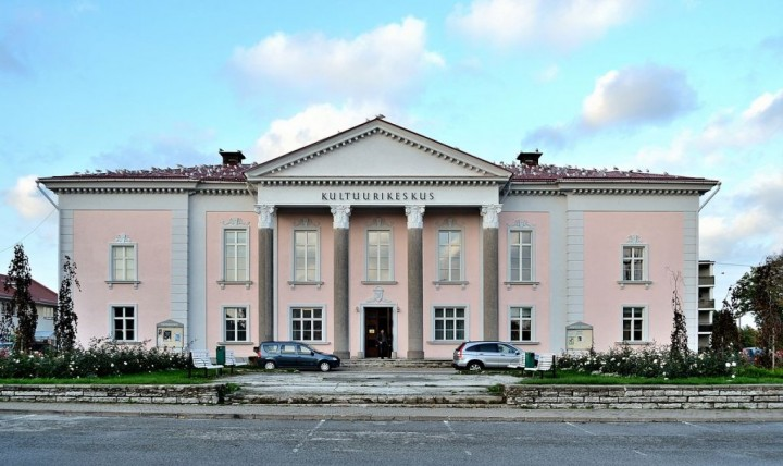 Cultural Centre, Keila, Most beautiful cities and towns in Estonia