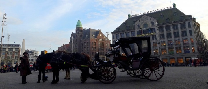 Dam Square, Things to do in Amsterdam, Netherlands
