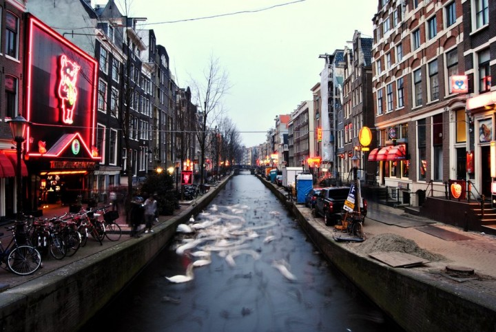 De Wallen, Things to do in Amsterdam, Netherlands