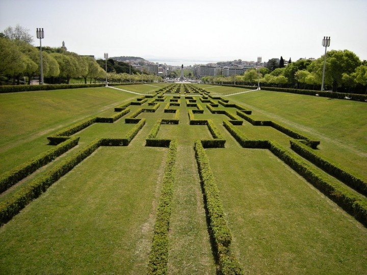 Eduardo VII Park, Top Places to see in Lisbon, Portugal