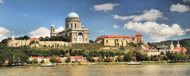 Esztergom, Most beautiful cities and towns in Hungary