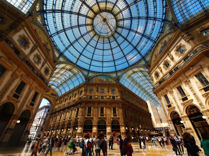Galleria Vittorio Emanuele II, Things to do in Milan, Lombardy, Italy
