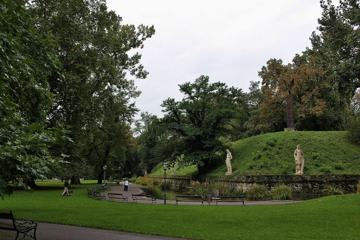 Graz Stadtpark, Things to do in Graz, Austria