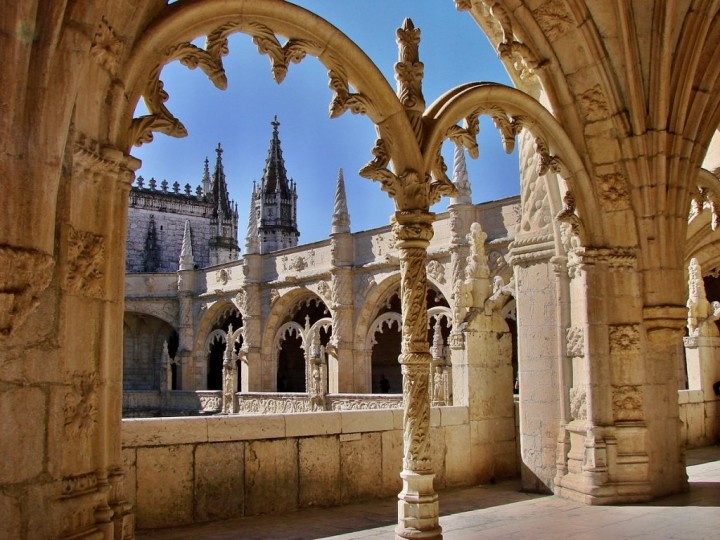 Jerónimos Monastery, Top Places to See in Lisbon, Portugal