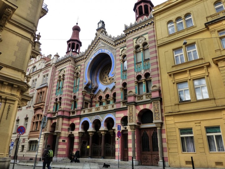 Jerusalem Synagogue, Things to do in Prague, The Czech Republic