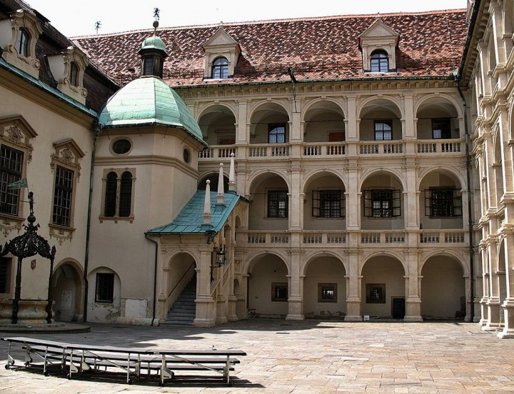 Landhaus, Things to do in Graz, Austria