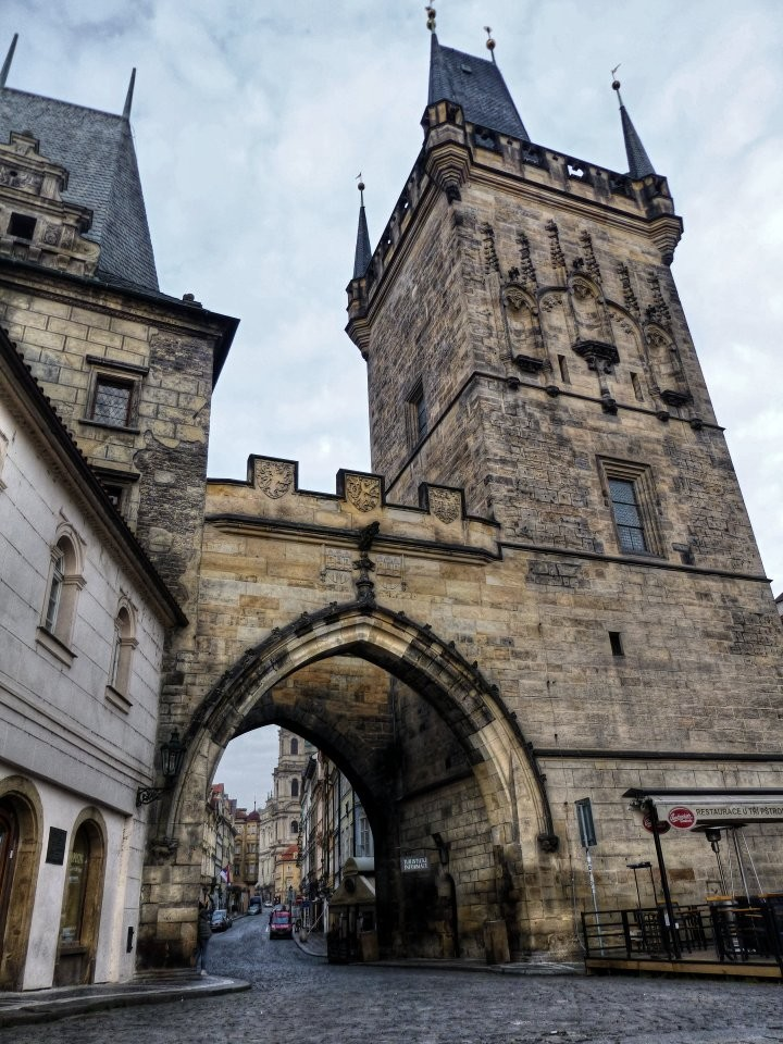 Lesser Town Bridge Tower, Things to do in Prague, The Czech Republic