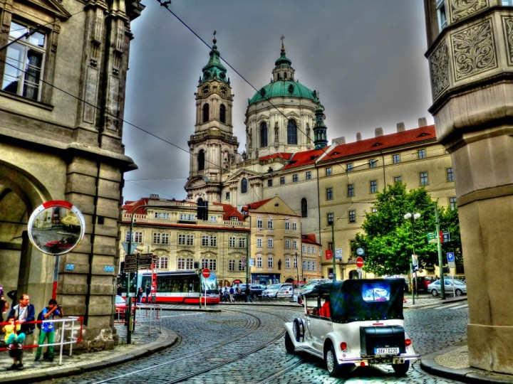 Lesser town square in Prague, Things to do in Prague, The Czech Republic