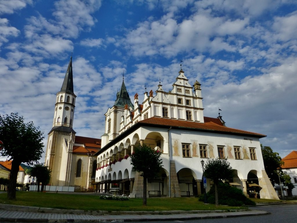 What to see in Levoča – medieval UNESCO town in Slovakia