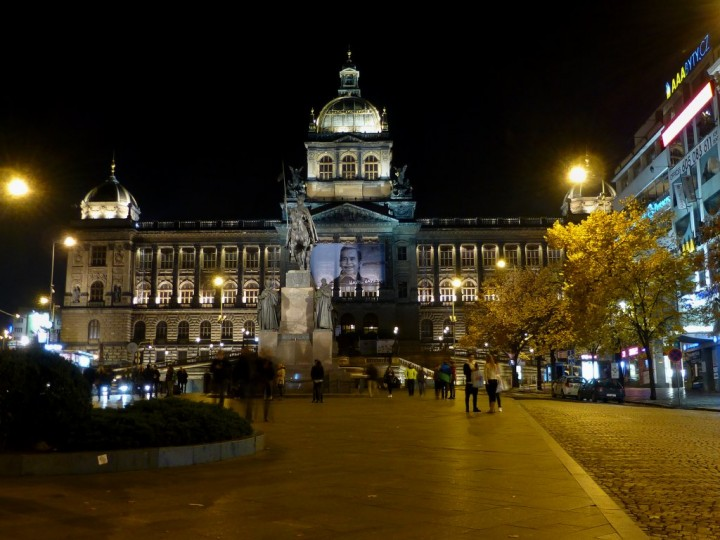 National Museum, Wenceslas Square, Things to do in Prague, The Czech Republic