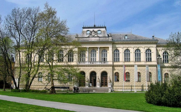 National Museum of Slovenia and the Slovenian Museum of Natural History, What to see in Ljubljana