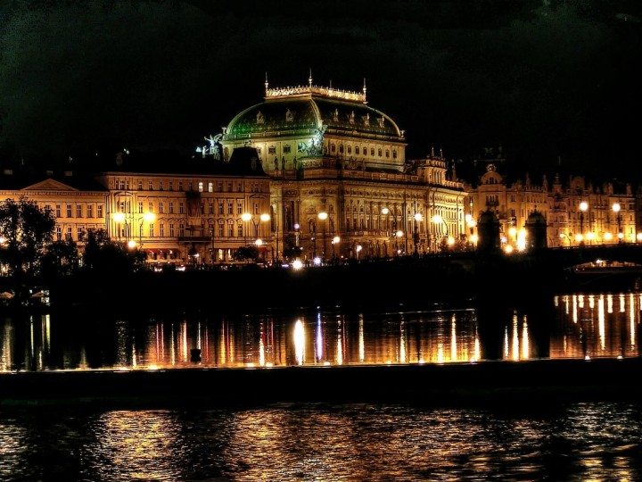 National theater, Things to do in Prague, The Czech Republic