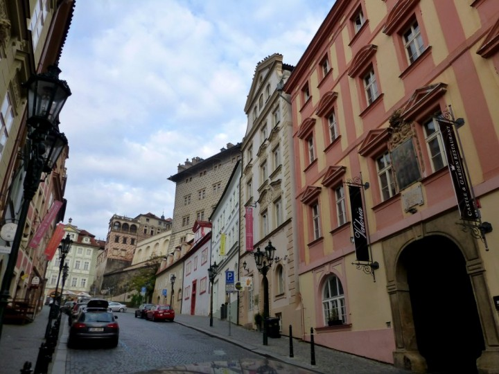 Nerudova street in Prague, Things to do in Prague, The Czech Republic