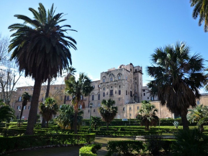 Palazzo dei Normanni, Things to do in Palermo, Sicily, Italy
