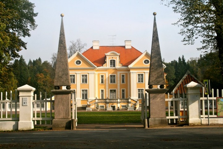 Palmse Manor House, Most beautiful cities and towns in Estonia