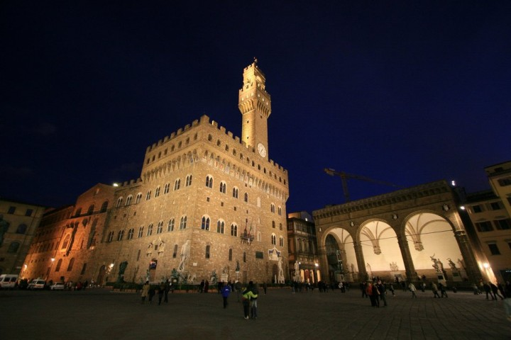 Piazza della Signoria, Places to visit in Florence, Tuscany, Italy