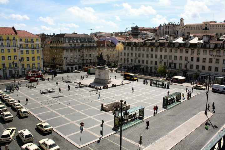 Praça da Figueira, Top Places to see in Lisbon, Portugal