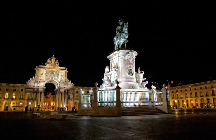 Praça do Comércio, Top Places to See in Lisbon, Portugal