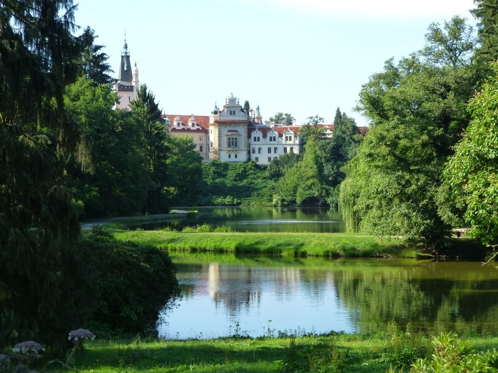 Průhonice Park and Castle – UNESCO World Heritage Site near Prague