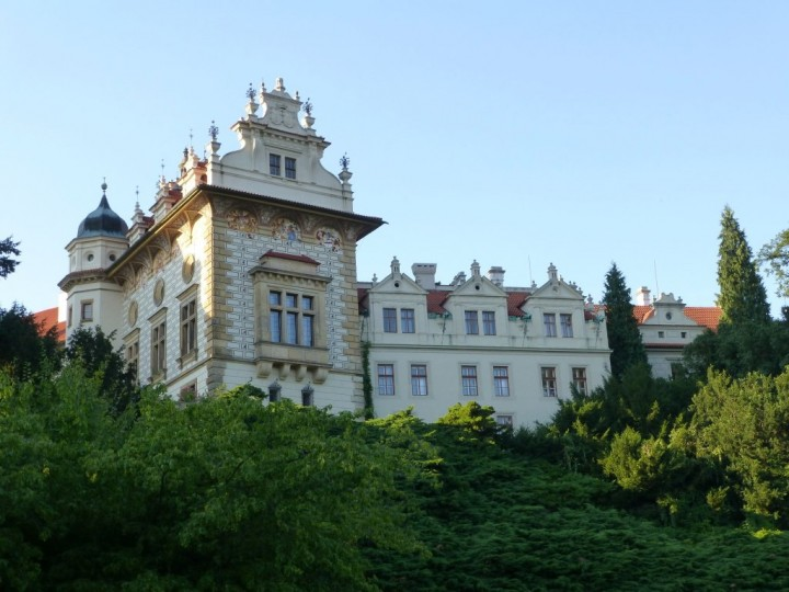 The Průhonice Park and Castle, The Czech Republic - 1