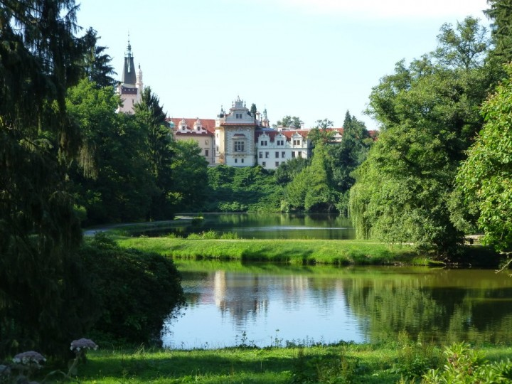Pruhonice Park and Chateau, Best Places to Visit in Prague, The Czech Republic
